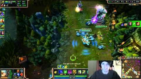 League of Legends - Epic Troll Game (Sona FTW)