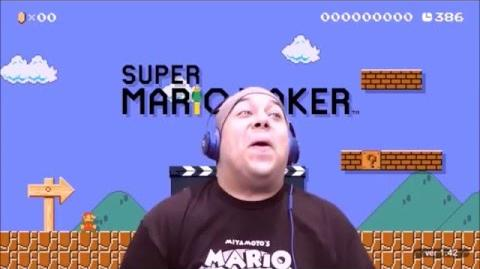 Try not to laugh or grin impossible DashieGames challenge Super Mario Maker edition