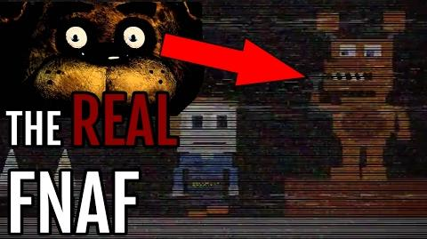 Is FNAF Based on this HAUNTED Game from the 90s? - AdventureGame.exe