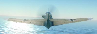 Bf109F4Tp back