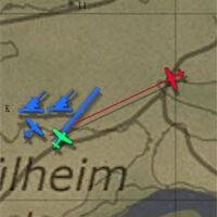 Intercept Air Corps plan