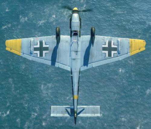 Ju87D3 bottom
