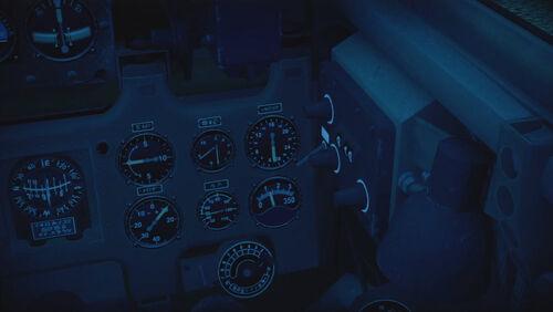 A6M5 cokpit right