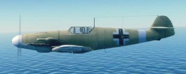 Bf109F4Tp left