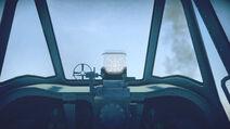 A6M5 cokpit sight