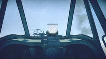 A6M3m22 cokpit sight