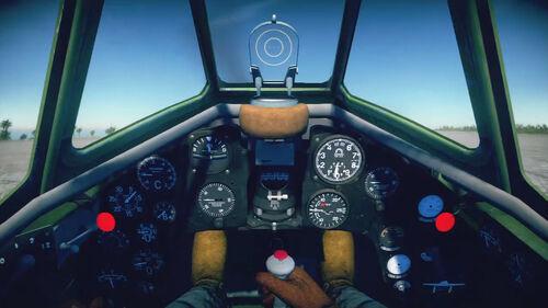 MC200S7 cokpit default