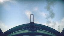 B5N2 cokpit sight
