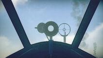 D3A1 cokpit sight