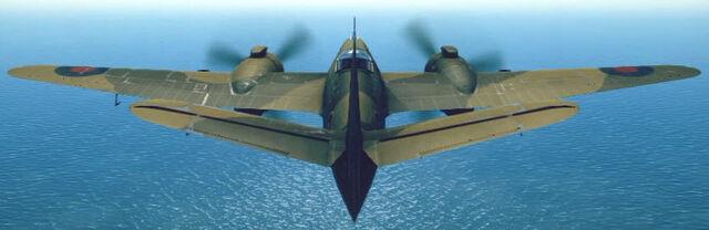BeaufighterMkVIc back