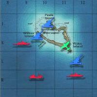 American Counterattack plan