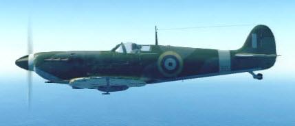 SpitfireMkII left