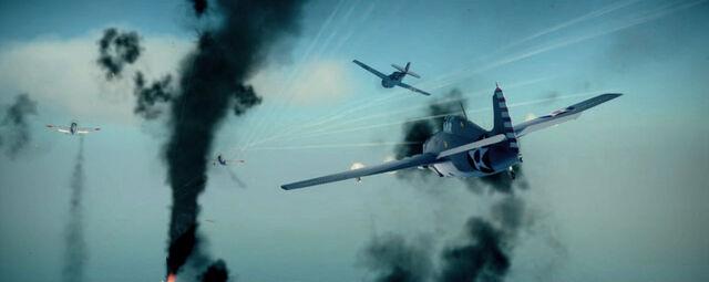 Battle of the Santa Cruz 001