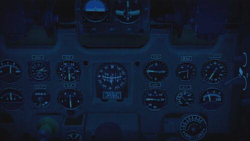 A6M2N cokpit up