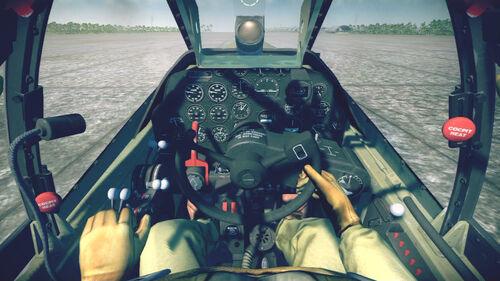 P38G cokpit default