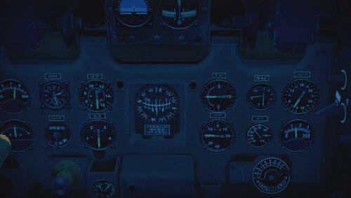 A6M2 cokpit up