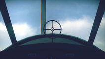 Wirraway cokpit sight