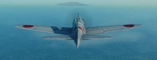 A6M2 back