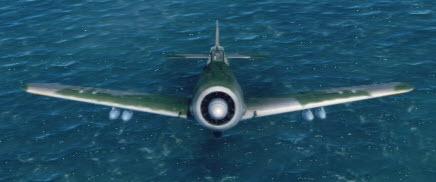 Fw190F8 front