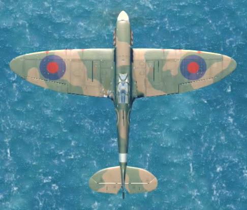 SpitfireMkI top