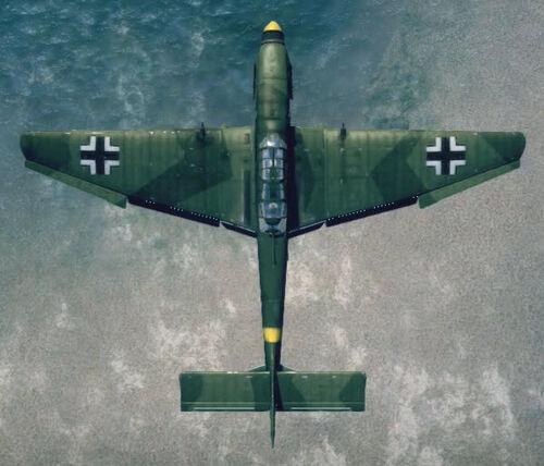 Ju87D3 top