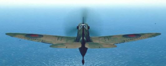 SpitfireMkI back