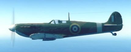 SpitfireMkI left