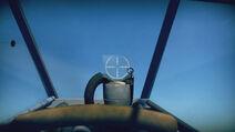 Ju87D cokpit sight