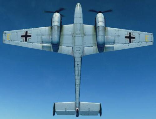 Bf110C4 bottom