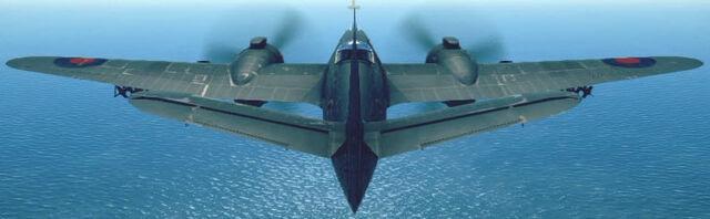 BeaufighterMkX back