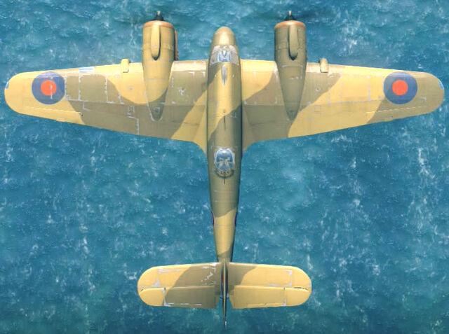 BeaufighterMkVIc top