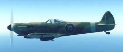 SpitfireMkXVI left