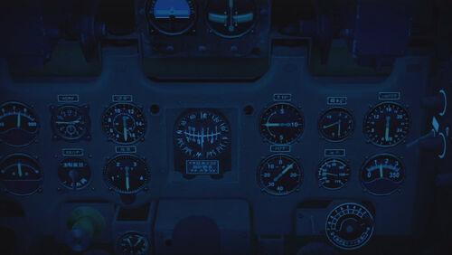 A6M5 cokpit up
