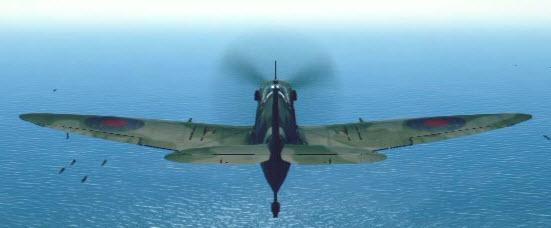 SpitfireMkII back