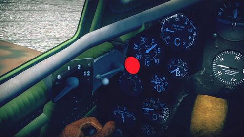MC200S3 cokpit left