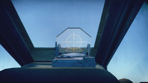 Ta152H1 cokpit sight