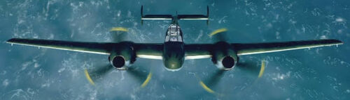 Bf110C4 front