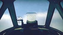 Ki61ko cokpit sight