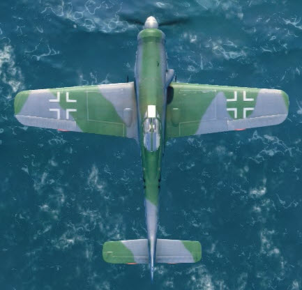Fw190D12 top
