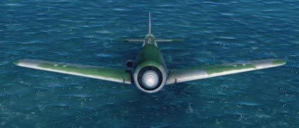Fw190D12 front