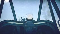 A6M3 cokpit sight