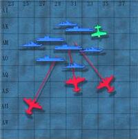 First Carrier Fleet plan