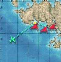 Tulagi Landing plan