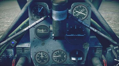 P39Q5 cokpit top