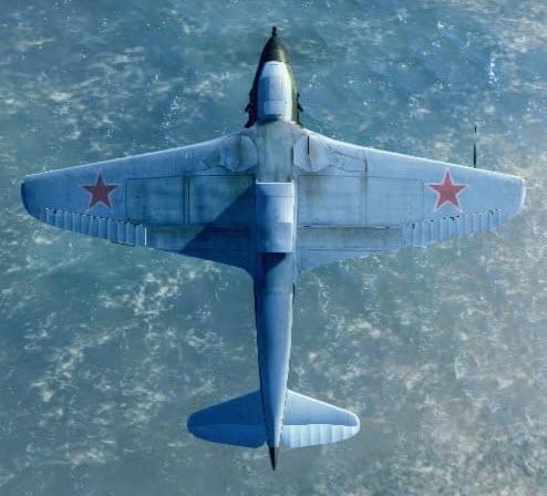 Yak9T bottom
