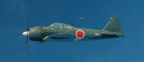 A6M5 left