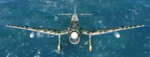 Ju87D front