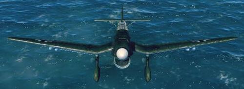 Ju87B2 front