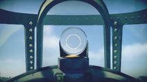 F6F3 cokpit sight
