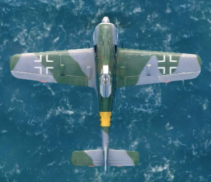 Fw190F8 top